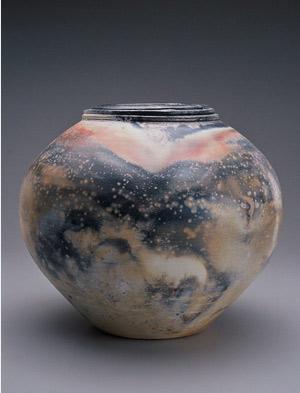 Michael Berkley Pit Fired Pottery